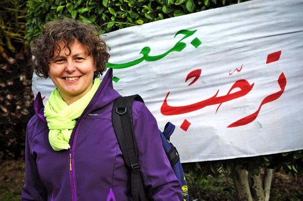 Anne Cherpin, cartographe à ERDF Chambéry©J.Marando/ccas