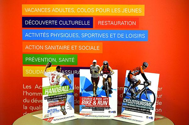 @SoyezSport et solidaires en Auvergne©J.marando/ccas