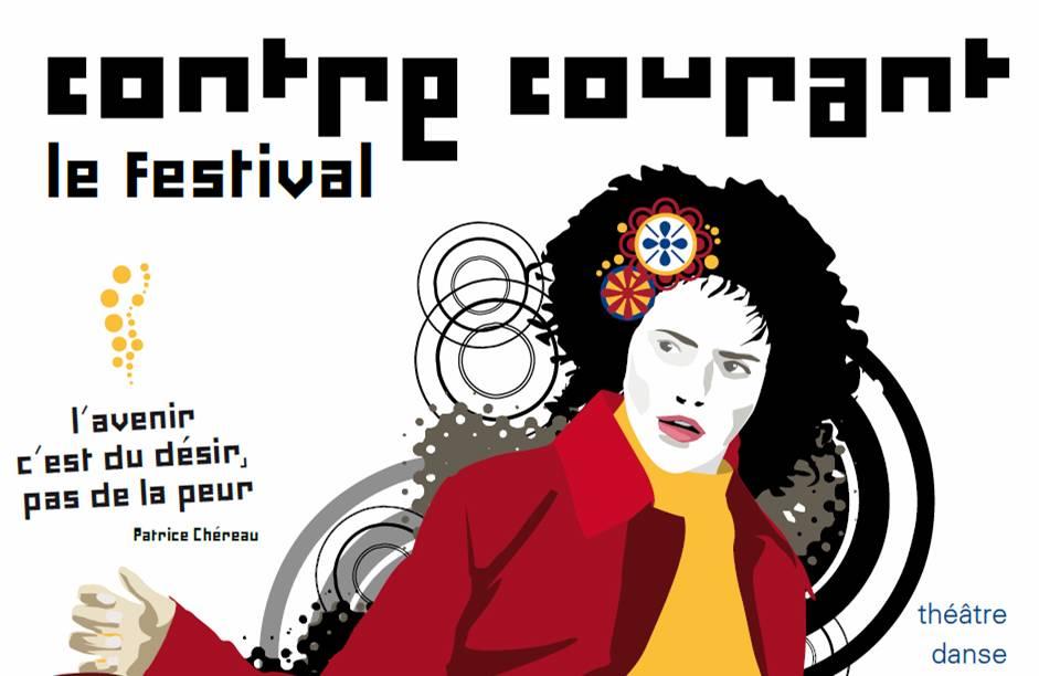 Affiche Contre Courant ©Dir.Com/ccas