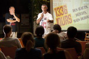 Omar Dahmani et Dominique Basset © Phillippe Marini/ ccas