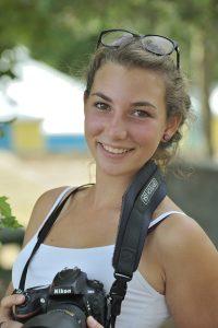 Amanda 14 ans © Didier Delaine /ccas