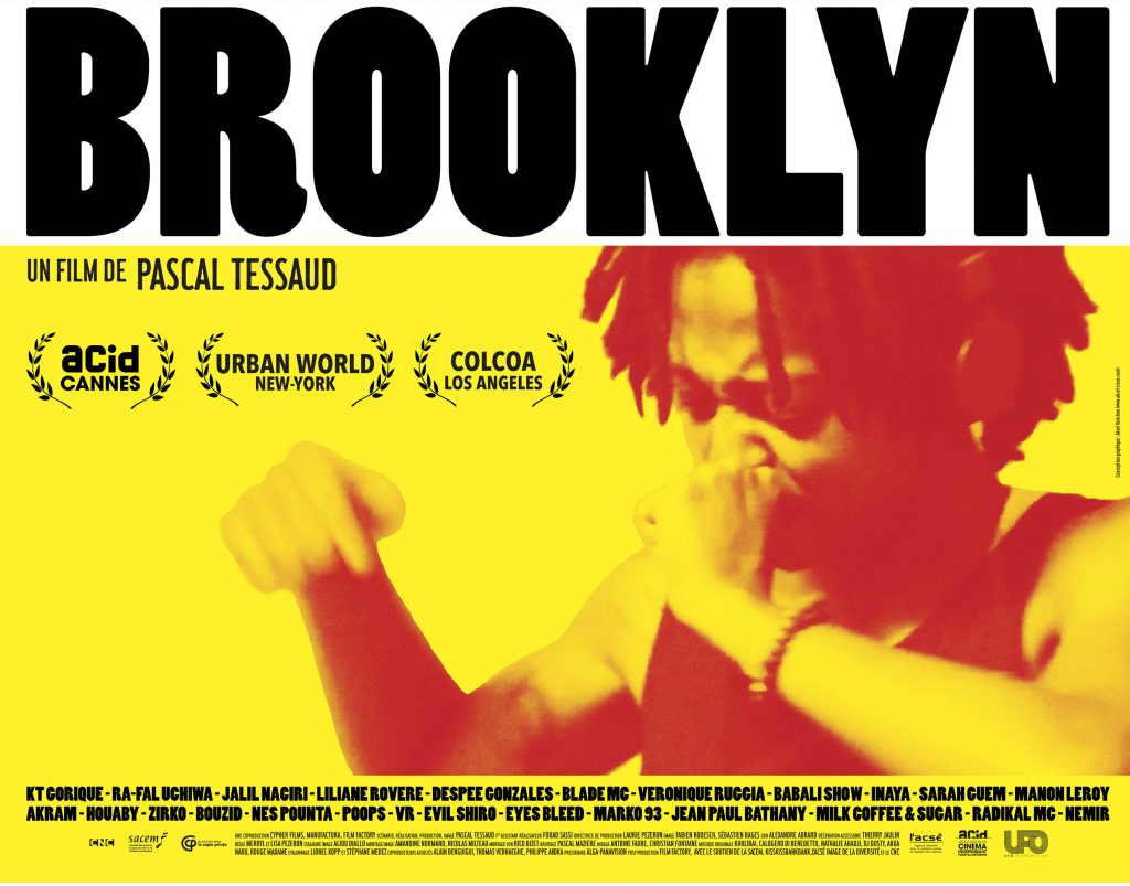 Brooklyn de Pascal Tessaud, sortie le 23 septembre 2015 ©UFO Distribution