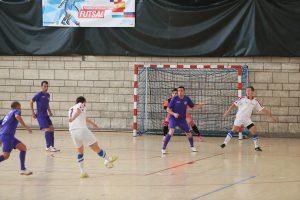 Le Championnat International de Futsal © Charles Crié/ccas