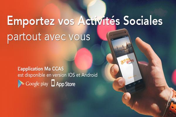 Emporter vos Activités Sociales © DR/ccas