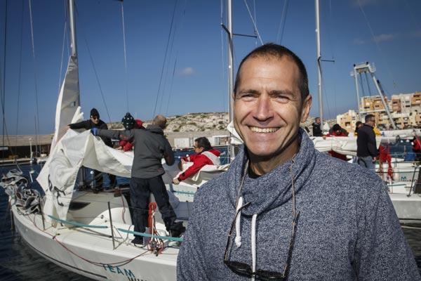 Le Docteur Frédéric Costa, Médecin Conseil de la C.C.A.S. © Eric Raz/ccas