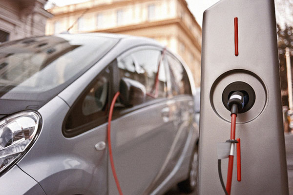 Station de rechargement électrique © EDF