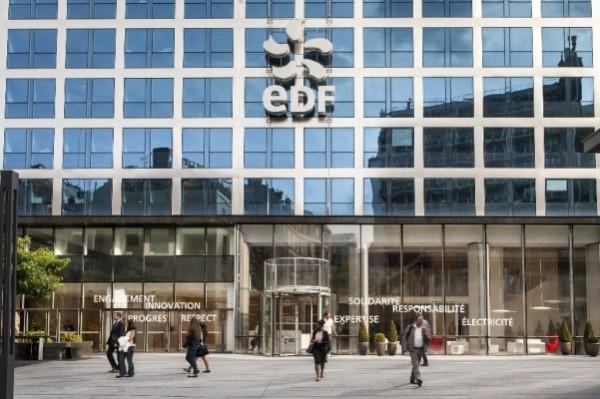 Le siège d'EDF SA à Paris © Vincent Baillais/EDF