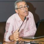 Marius Fontaine, ancien président de la CMCAS de la Réunion©Didier Delaine/ccas
