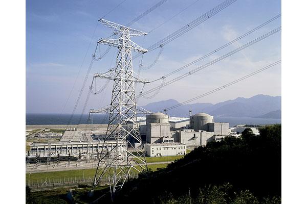 Centrale nucléaire en Inde © Gabriel Liesse/EDF