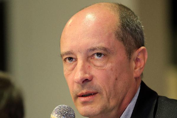 Gilles Canqueteau, président de la Camieg © Charles CRIE/CCAS