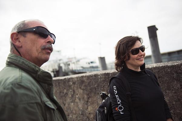 Sylvie et Patrick, bénéficiaires de Blois©S.LeClezio/ccas