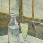 « Table de café et absinthe », 1887