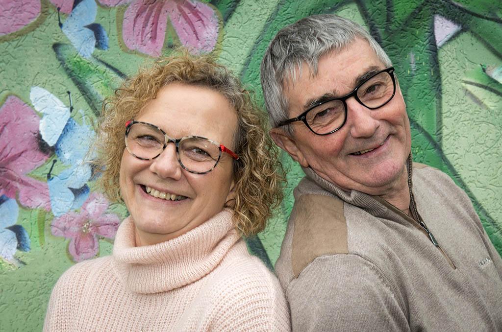 Nadine et Daniel Martin ©E.Rebiffé/CCAS