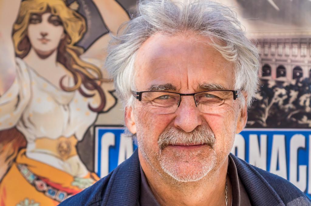 Gilles Pereyron, vice-président de l'ONG Droit à l'énergie SOS Futur.
