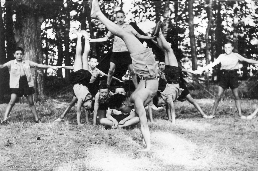 colo CCAS annees 1950